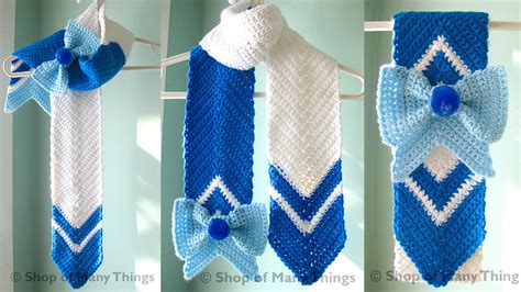 sailor moon knitting patterns sailor mercury scarf by crafterofmanythings on deviantart