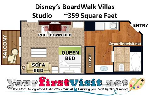 disney floor plan disney boardwalk villas 2 bedroom floor plan home plans