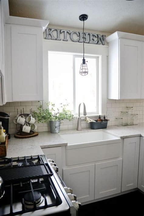 kitchen lighting sink 25 best ideas about sink lighting on