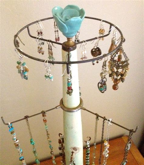 how to make a jewelry tree aesthetics a junker s journal a day in the of a