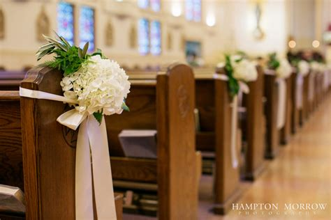 Church Decorations For Weddings by Maria Amp Brett S Wedding Dallas Wedding Planner