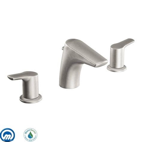 moen kitchen faucet brushed nickel moen kitchen faucets brushed nickel 28 images moen