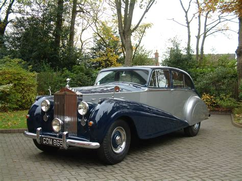 1951 Rolls Royce by 1951 Rolls Royce Silver Wraith 6 Specialized Vehicle
