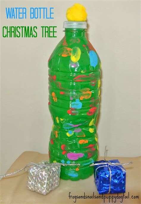 water bottle crafts for water bottle trees craft for the fspdt
