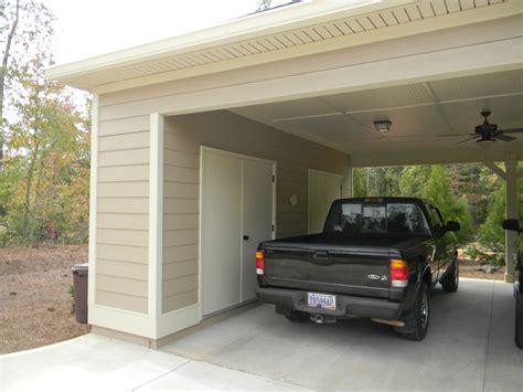 Carport Ideas by Carport Storage Upgrade House Storage