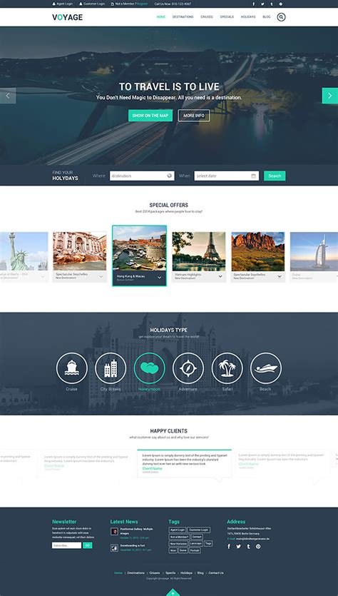 free homepage for website design 20 beautiful psd templates you can for free