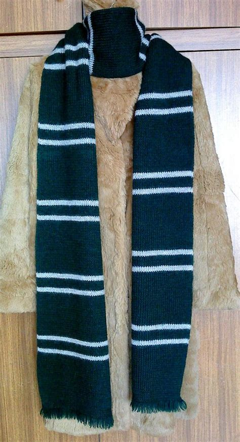 hogwarts scarf pattern knit 1000 images about harry potter scarf on