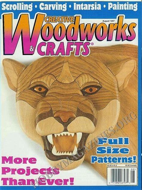 creative woodworks creative woodworks crafts august 1997 187 hobby