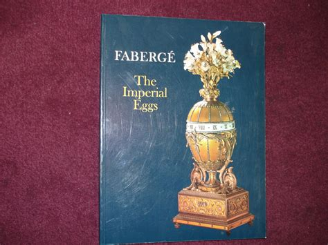 faberge egg picture book bookmine out of print books