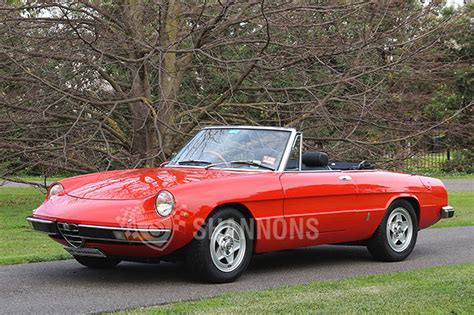 Alfa Romeo 2000 Spider by Sold Alfa Romeo 2000 Spider Auctions Lot 9 Shannons