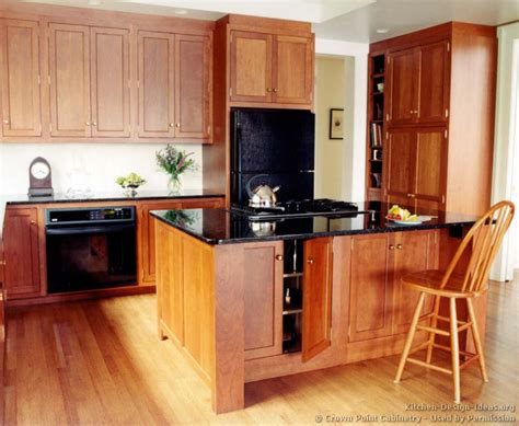 kitchen cabinets with light countertops kitchens with light wood cabinets and black countertops