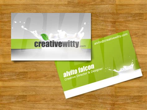 make free cards 50 beautiful business card designs noupe