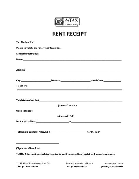 100 rental agreement template toronto best a guide