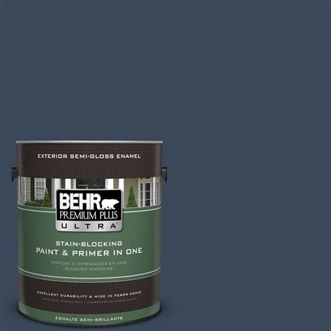 behr paint colors navy behr premium plus ultra 1 gal m500 7 navy semi