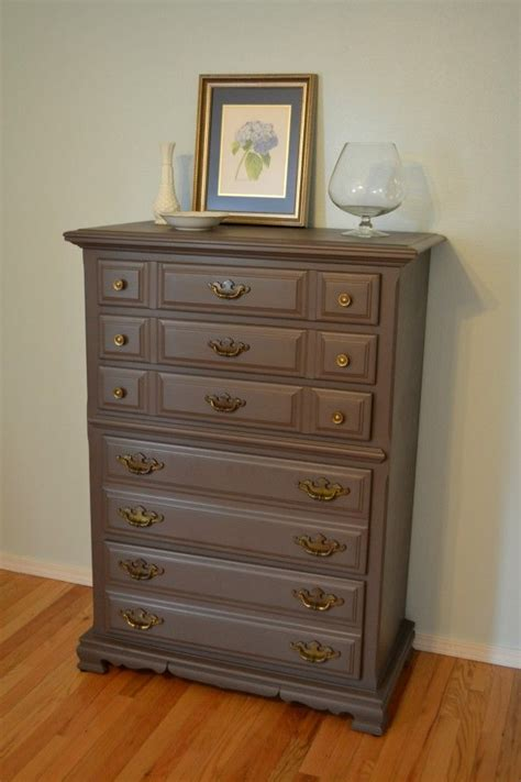 chalk paint colors brown chalk painted dresser furniture redos