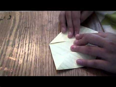 lined paper origami how to make an origami lotus flower with plain lined paper
