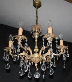 vintage style chandelier vintage chandelier antique style brass ceiling light ju4 163 159 00 picclick uk