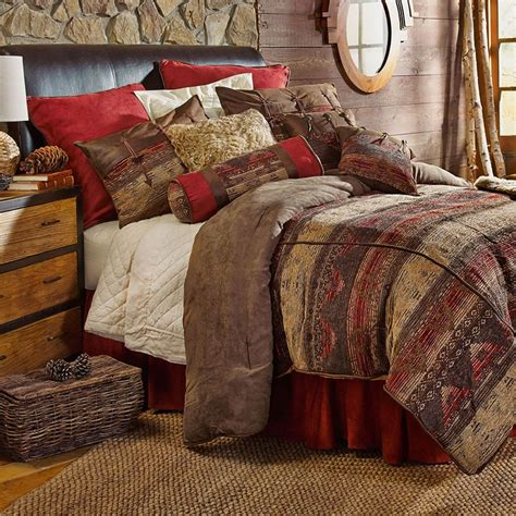 quilt comforter sets king southwestern chenille bedding comforter set king