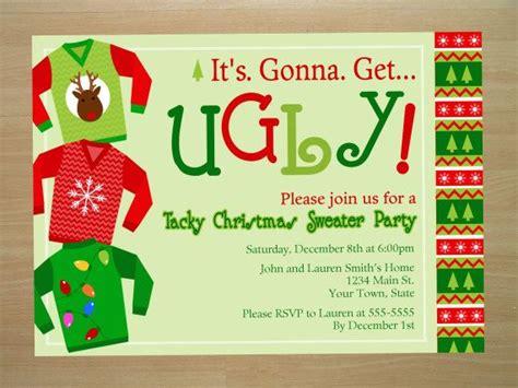 sweater invitations free sweater invitations marialonghi