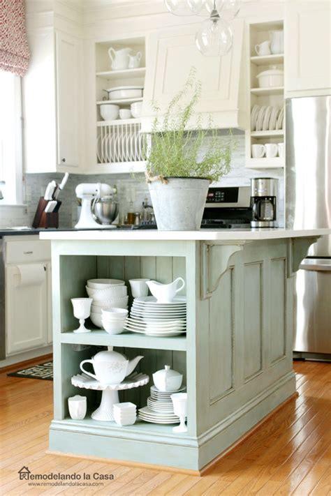 chalk paint kitchen cabinets duck egg kitchen island painted ascp duck egg blue kitchen island