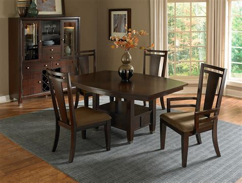 broyhill dining room furniture northern lights extendable dining room set from broyhill