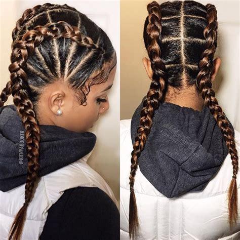 braids hairstyles best 25 2 cornrow braids ideas on cornrow