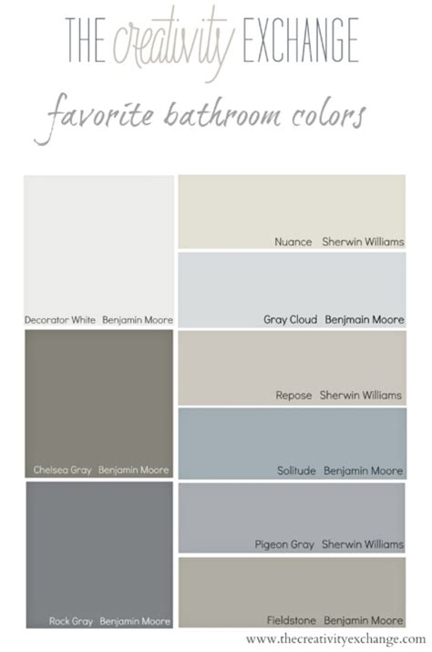color wall choosing bathroom paint colors for walls and cabinets