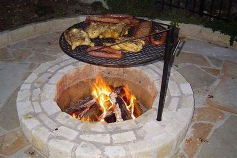 grill for pit pit grill grate pit design ideas