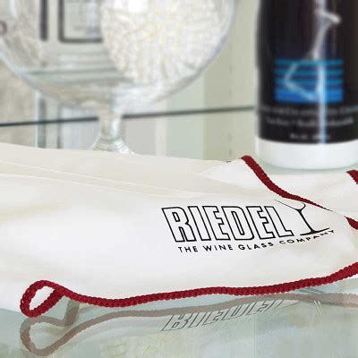 riedel cleaning riedel microfiber polishing cloths 3 pk 7421 iwa wine