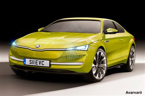 Car News by Skoda Preparing New Ev Sports Car Auto Express