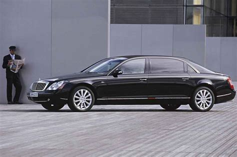Maybach Limousine by Maybach Photos Autos Post