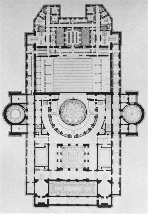 Floor Plan Plus file palais garnier plan at the highest floor level