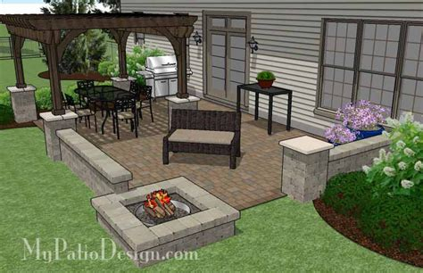 patio pit designs patio designs with pit and tub home citizen
