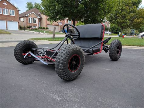 Modify Car To Electric by E Kart The Electric Go Kart Details Hackaday Io