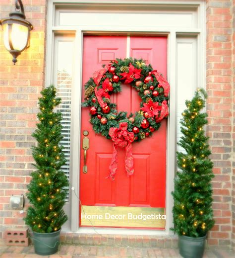 decoration front door 50 best door decorations for 2017