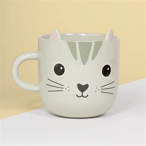 animal mug kawaii animal mugs firebox