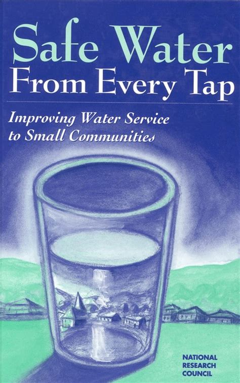 are water safe safe water from every tap improving water service to