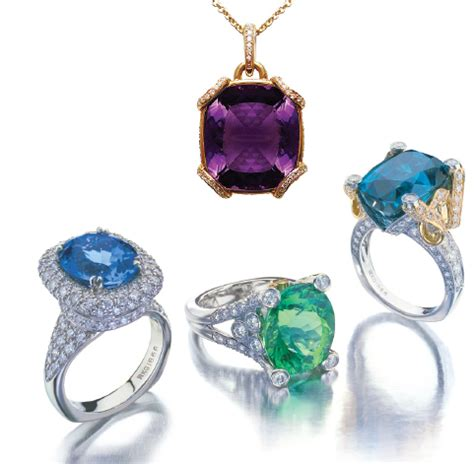 gemstones jewelry how to find the right gemstone wixon jewelers