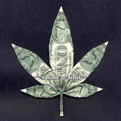 Origami Cannabis Leaf Instructionsorigami Cannabis Leaf