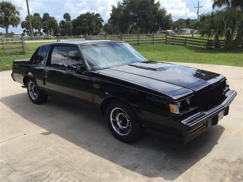 Grand National Motor For Sale by 1987 Buick Grand National For Sale 2089822 Hemmings