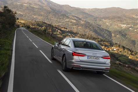 Audi Europe by Pricing For The All New 2019 Audi A6 Driving