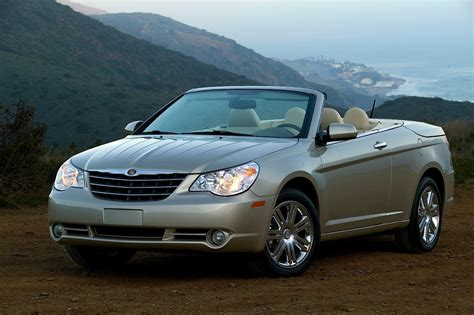 Chrysler Sebring by Chrysler Sebring Convertible 2007 2008 2009 2010