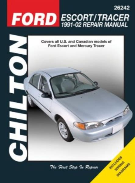 car engine repair manual 1991 ford escort security system all ford zx2 parts price compare