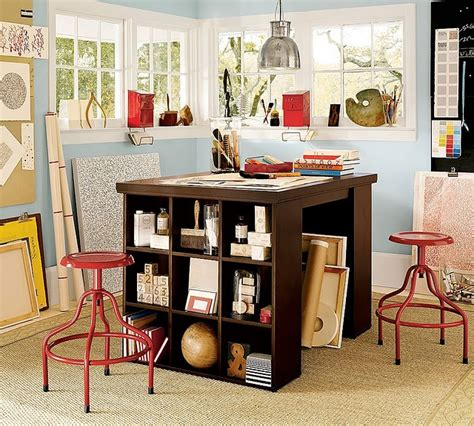pottery barn craft table how to make a pottery barn craft table home ideas