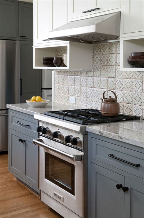 grey and white kitchen cabinets interior design ideas home bunch interior design ideas