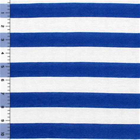 blue and white striped knit fabric royal blue and white stripe cotton jersey blend knit