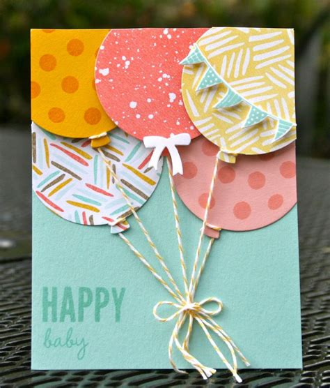how to make an amazing birthday card 25 best ideas about diy birthday cards on