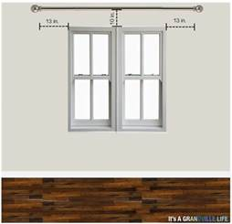 how high to hang curtains best 25 how to hang curtains ideas on hanging