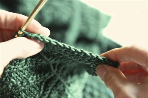best way to bind knitting 31 best images about abc tejido on filet