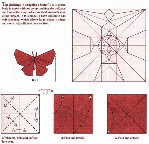 robert lang origami origami butterfly robert lang